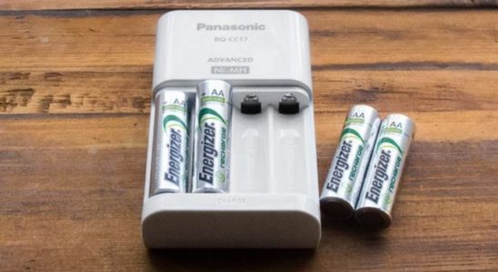 pile-rechargeable